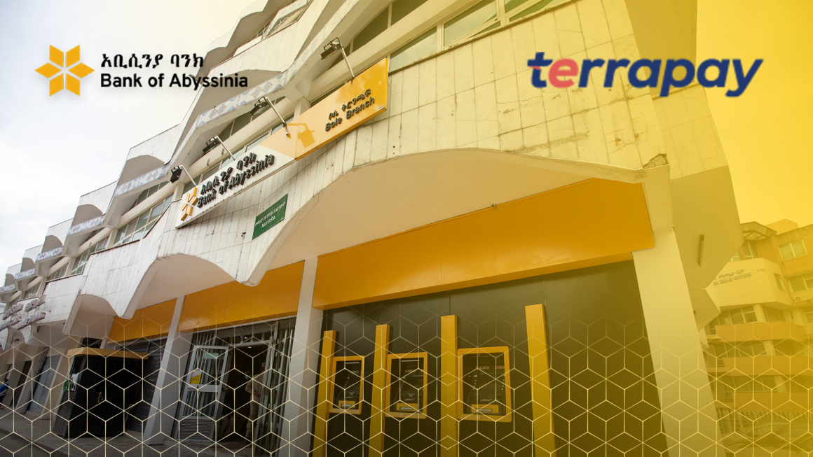 Bank of Abyssinia partners with TerraPay to offer seamless bank account payouts into Ethiopia